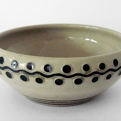 Bowl for milk, Richard Riemerschmid for Reinhold Merkelbach