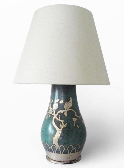 """""""Ikora""""-Noble Metal line lamp, Paul Haustein, WMF"""