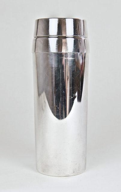 Cocktailshaker, Wilhelm Wagenfeld for WMF