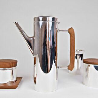 Mocha-, tea service, Karl Dittert, Gebr. Kühn