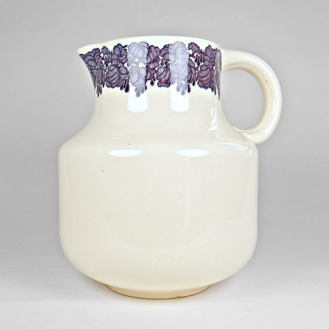 Pitcher, Adelbert Niemeyer for Villeroy & Boch