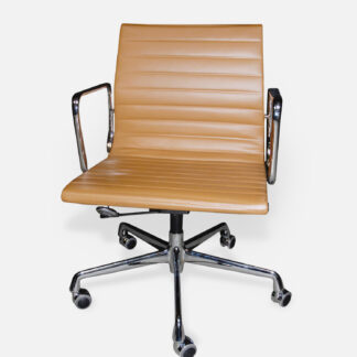 Office chair EA 117, Aluminium Group, Charles + Ray Eames