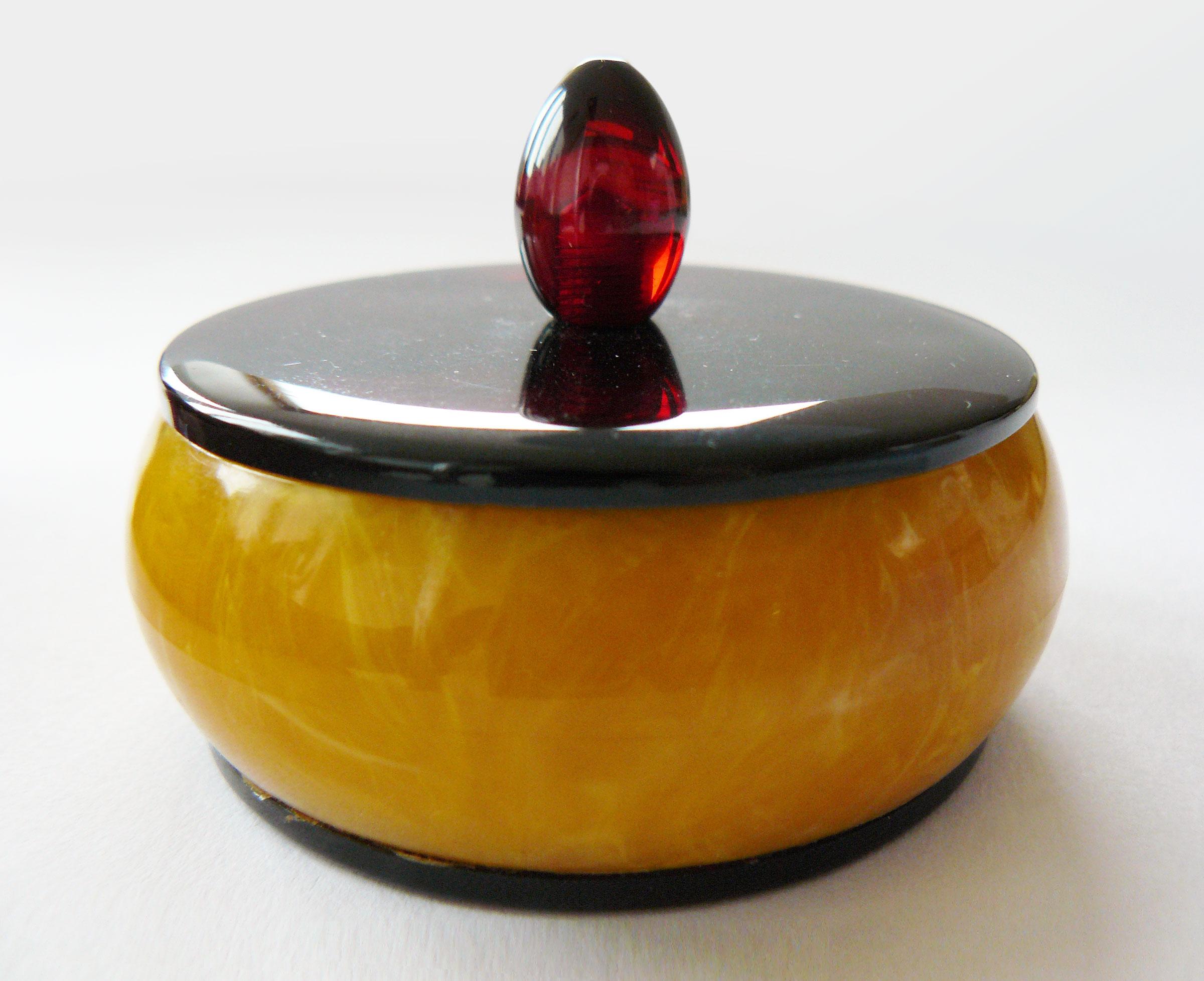 Bakelite Box, Art Déco, France