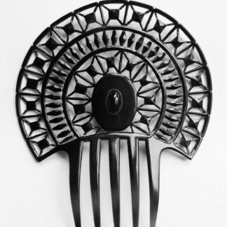 Hair Comb, Auguste Bonaz, Paris