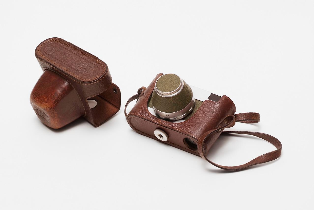 "35mm-Camera ""Werra 1"", VEB Carl Zeiss Jena"
