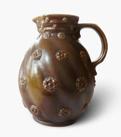 Pitcher stoneware, Carl Mehlem for R. Merkelbach