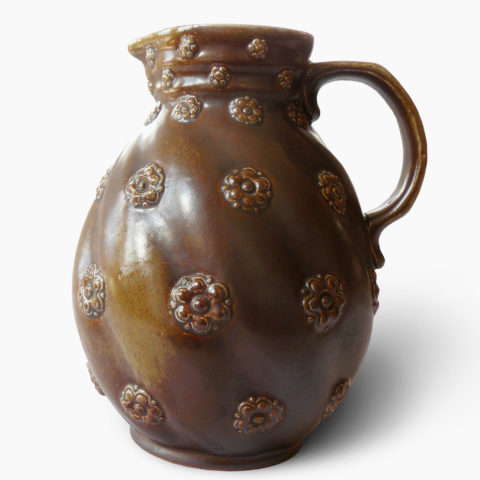 Pitcher stoneware, Carl Mehlem for R. Merkelbach
