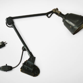 Midgard Wall Light, Curt Fischer, Industriewerke Auma