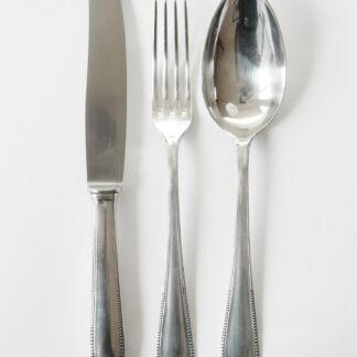 """Perl-cutlery"", Karl Groß for Peter Bruckmann"